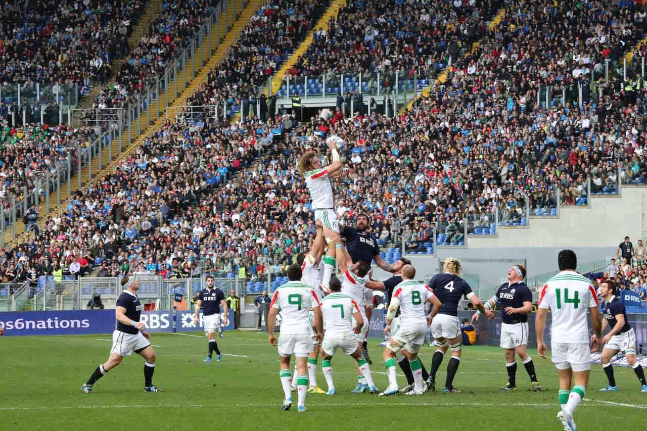 © Paola Libralato - 6 Nazioni Rugby, Nazionale Italiana