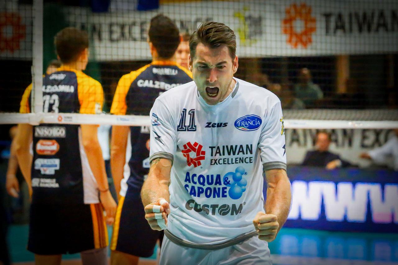 © Paola Libralato - Volley SuperLega Unipolsai, Cristian Savani