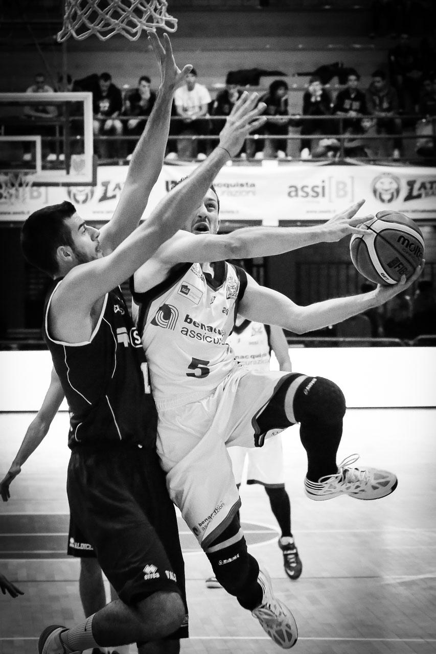 © Paola Libralato - Basket, serie A2