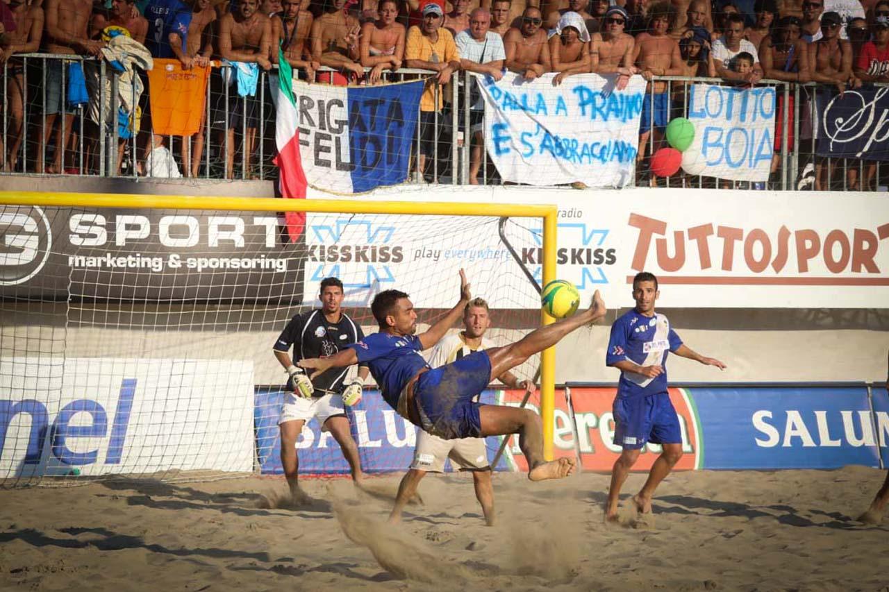 © Paola Libralato - Beach Soccer, finali scudetto, Serie A