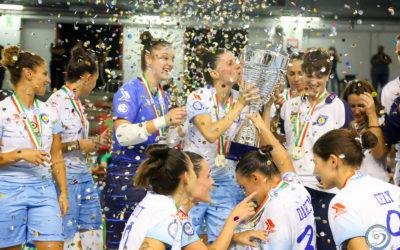 Supercoppa Femminile: Ternana vs Montesilvano