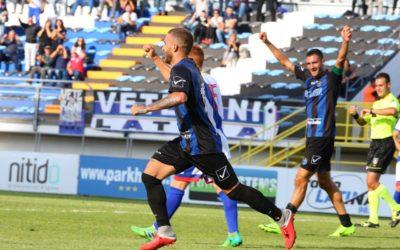 Latina – Monterosi, Serie D