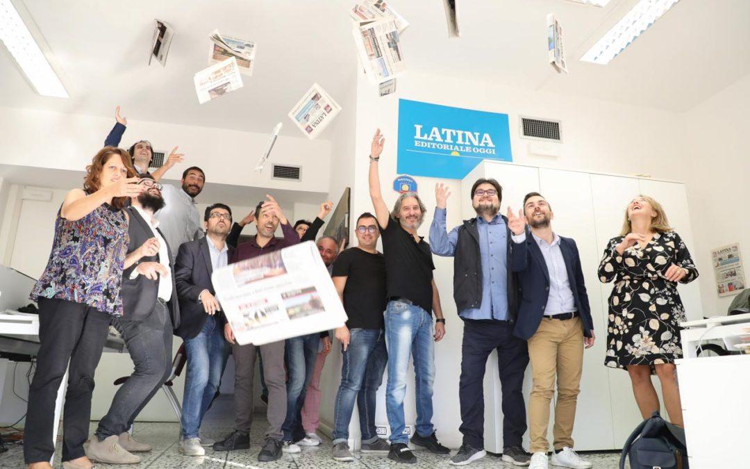 Auguri Latina Oggi per i tuoi 30 Anni!