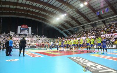 Superlega: Sir Safety Conad Perugia – Top Volley Latina