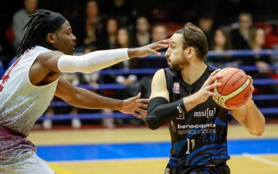 Basket, Benacquista Assicurazioni Latina – Zeus Energy Group Rieti