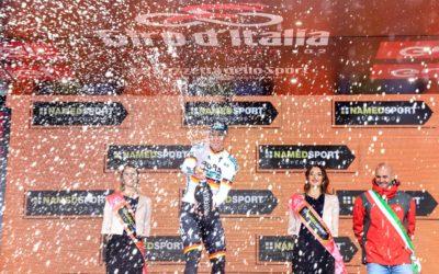 Giro D'Italia: Frascati-Terracina