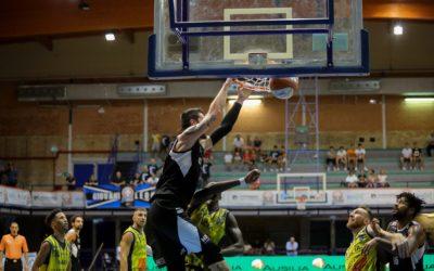 Basket, Latina-Scafati