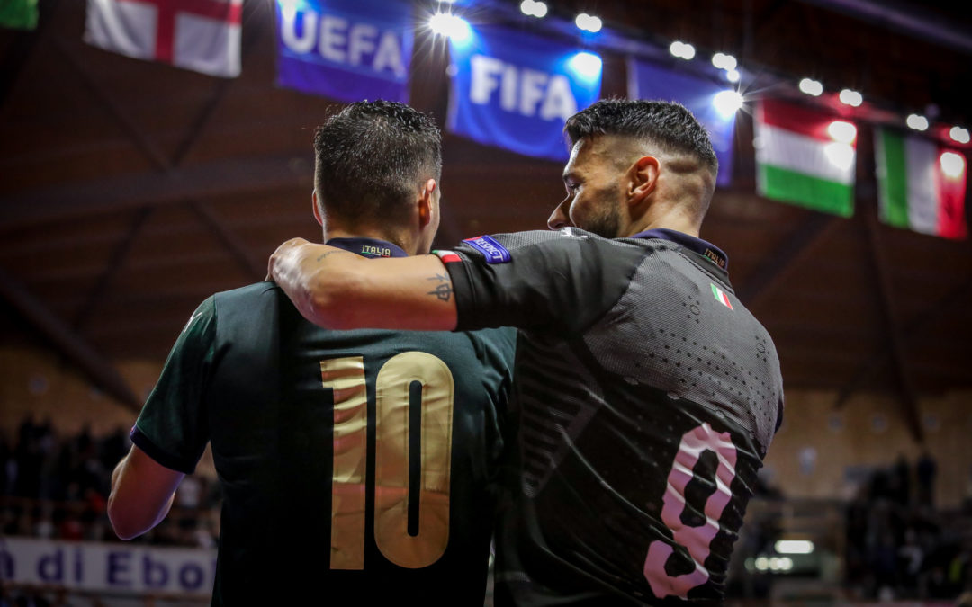 Main Round FIFA Futsal World Cup 2020