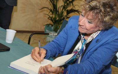 """Dacia Maraini presenta il suo libro """"Corpo Felice"""""""