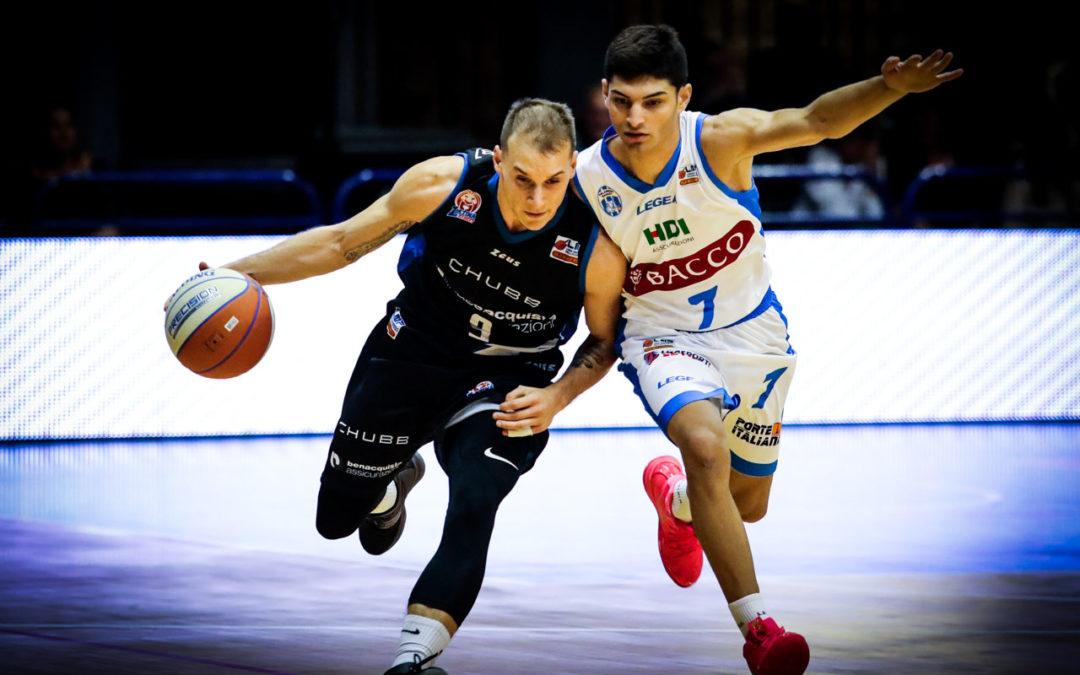 Basket: Latina Basket – Orlandina